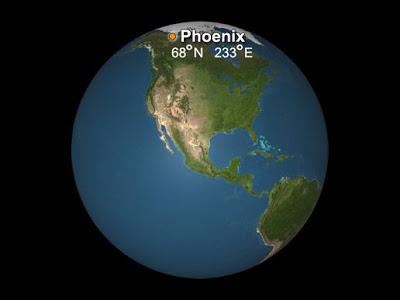 Phoenix Dünya'ya İnseydi