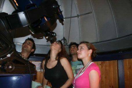 Aka Koleji Güneş ve Uzay Gözlemevi