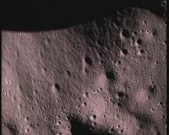 Moon Impact Probe'den Ay