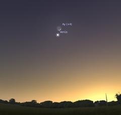 Venüs Ay