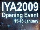 Dünya Astronomi Yılı Açılış Töreni