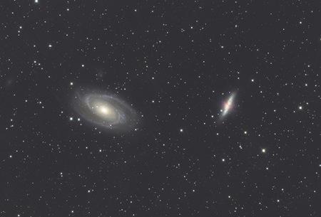 M81 ve M82