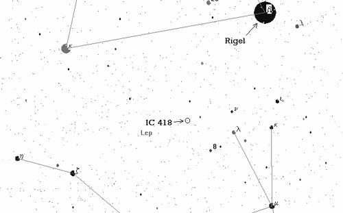 IC 418 Chart