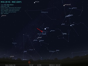 M41 Chart