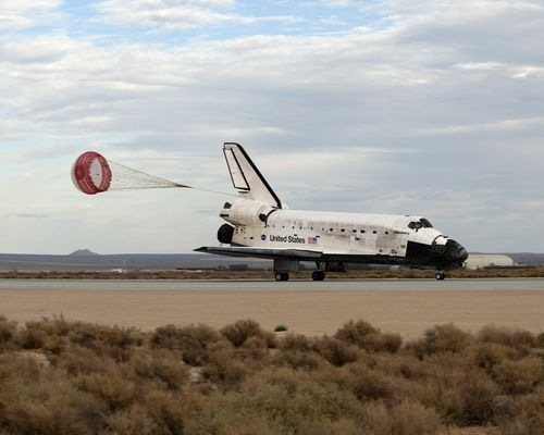 Discovery Uzay Mekiği